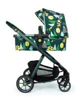 Giggle Quad i-Size Travel System Into The Wild